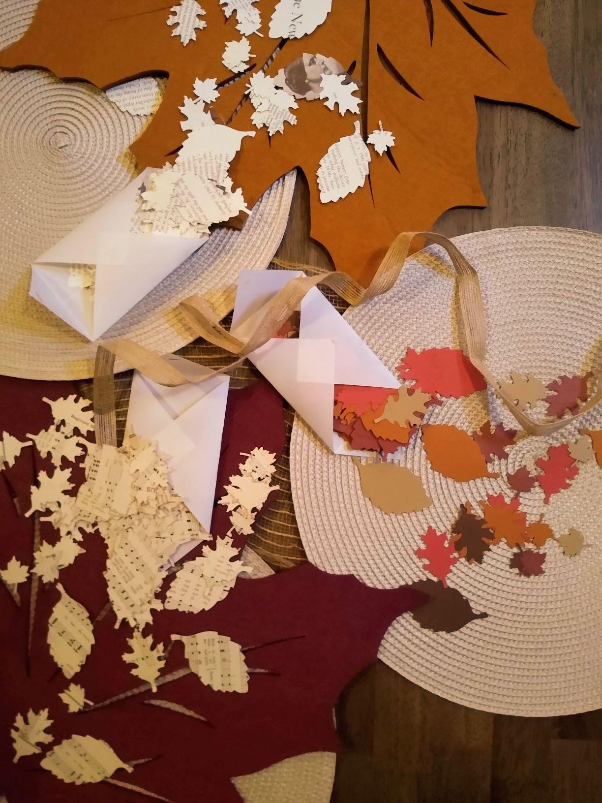 Autumn Confetti